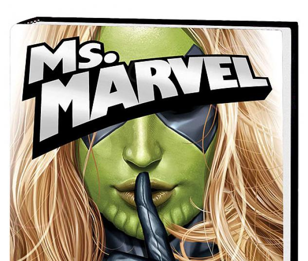 MS. MARVEL VOL. 5: SECRET INVASION PREMIERE #0