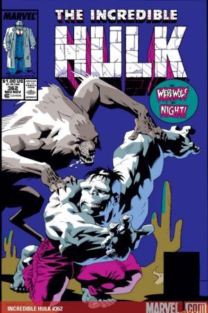 Incredible Hulk #362