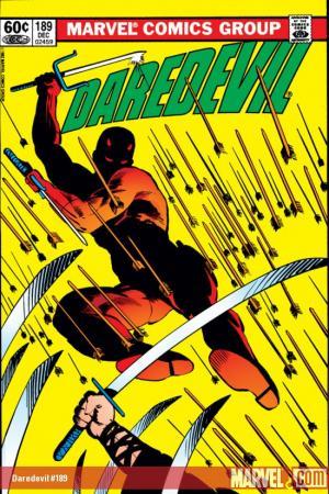 Daredevil (1964) #189