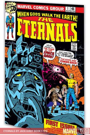 ETERNALS BY JACK KIRBY BOOK 1 TPB (Trade Paperback)
