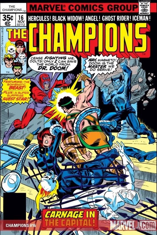 Champions (1975) #16