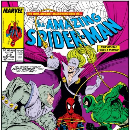 AMAZING SPIDER-MAN #319