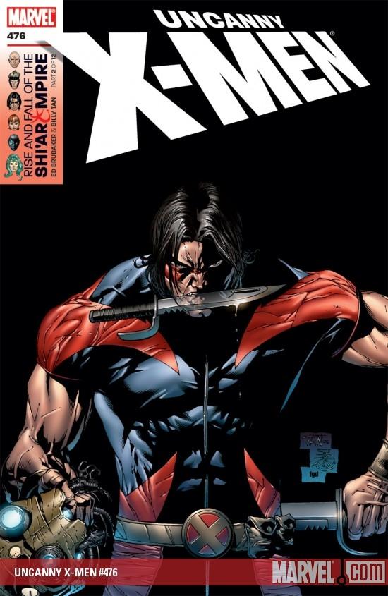 Uncanny X-Men (1963) #476