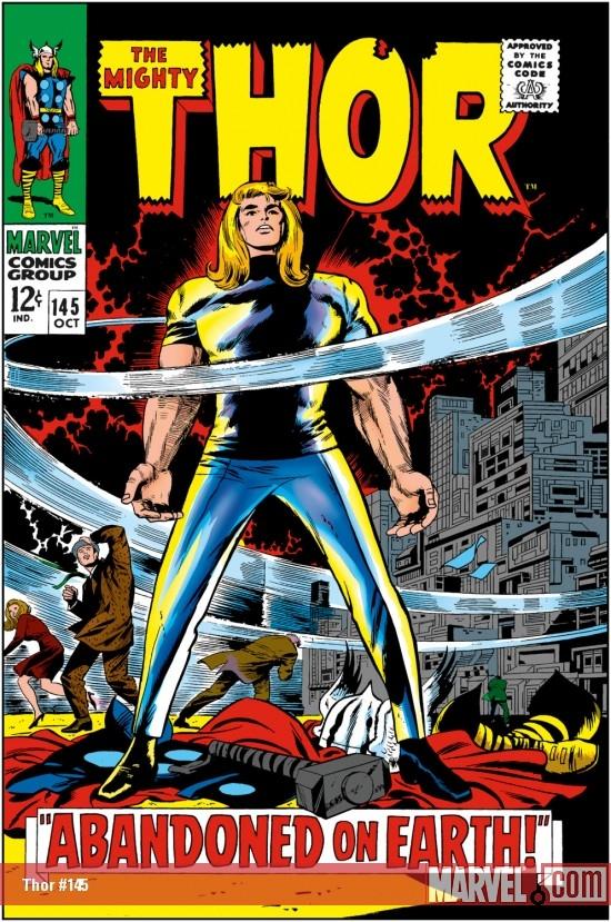 Thor (1966) #145