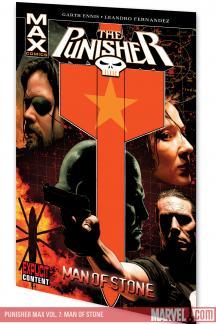 Punisher Max Vol. 7: Man of Stone (Trade Paperback)