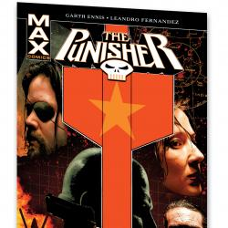 Punisher Max Vol. 7: Man of Stone