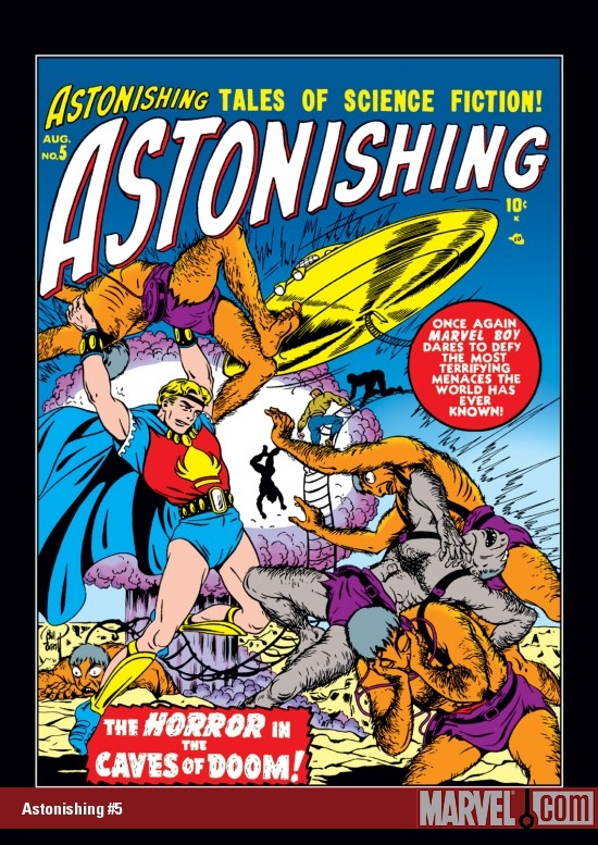 Astonishing (1951) #5