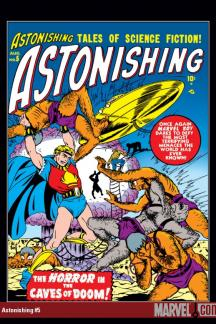Astonishing (1951) #5