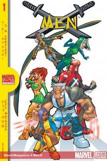 MARVEL MANGAVERSE: X-MEN 1 #1