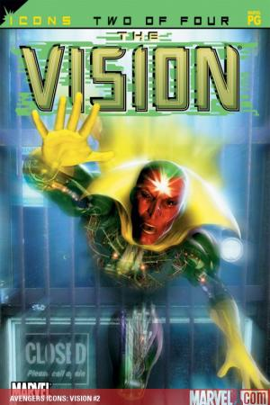 Avengers Icons: Vision #2