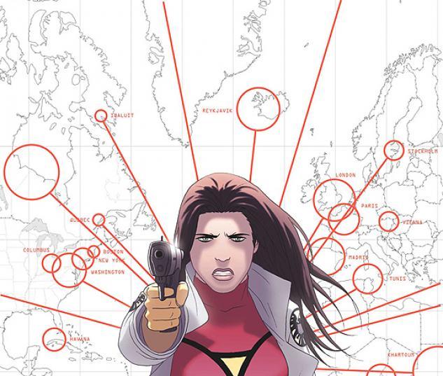SPIDER-WOMAN: ORIGIN #4