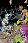 EXILES (2006) #58 COVER