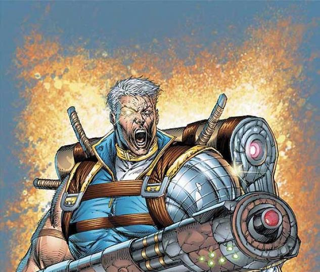CABLE/DEADPOOL VOL. 1: IF LOOKS COULD KILL COVER