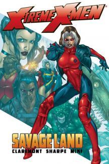 X-Treme X-Men: Savage Land (Trade Paperback)