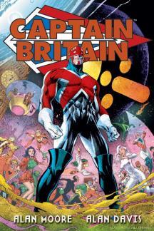 Captain Britain Vol. I (Trade Paperback)