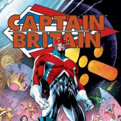 CAPTAIN BRITAIN VOL. I TPB COVER