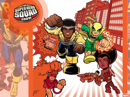 Super Hero Squad (2010) #6 Wallpaper