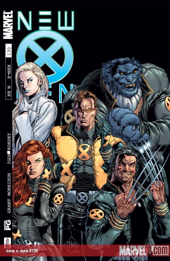 New X-Men (2001) #130