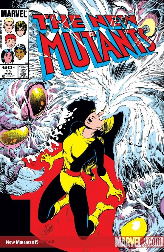 New Mutants (1983) #15