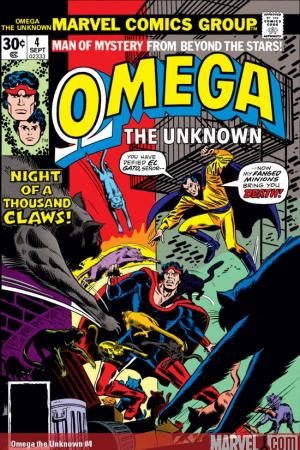 Omega: The Unknown #4