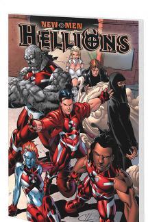 New X-Men: Hellions #0