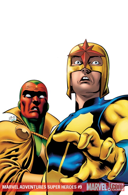 Marvel Adventures Super Heroes (2010) #9