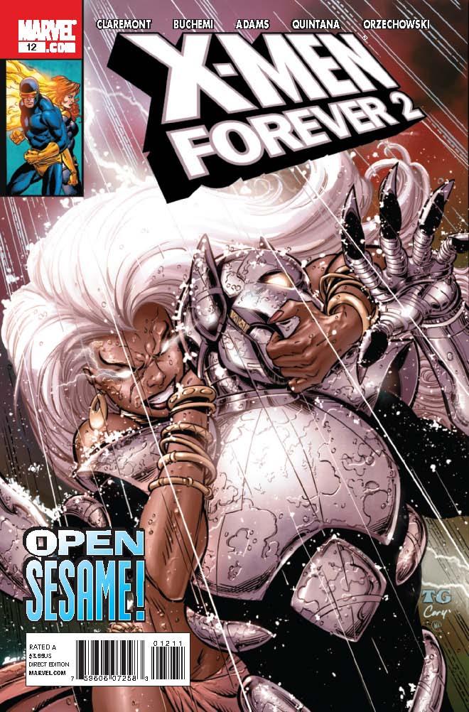 X-Men Forever 2 (2010) #12