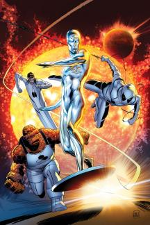 Silver Surfer (2010) #4