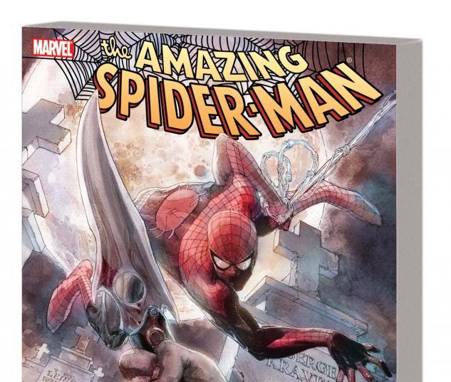 Spider-Man: Grim Hunt TPB