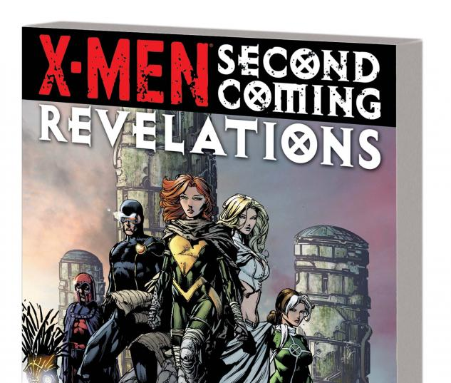 X-MEN: SECOND COMING REVELATIONS TPB cover