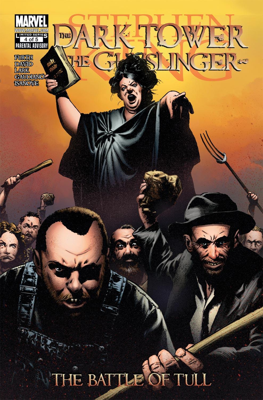 Dark Tower: The Gunslinger - The Battle of Tull    (2011) #4