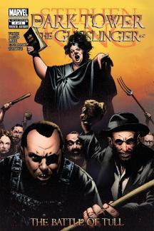 Dark Tower: The Gunslinger - The Battle of Tull    #4