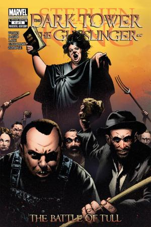 Dark Tower: The Gunslinger - The Battle of Tull    #4