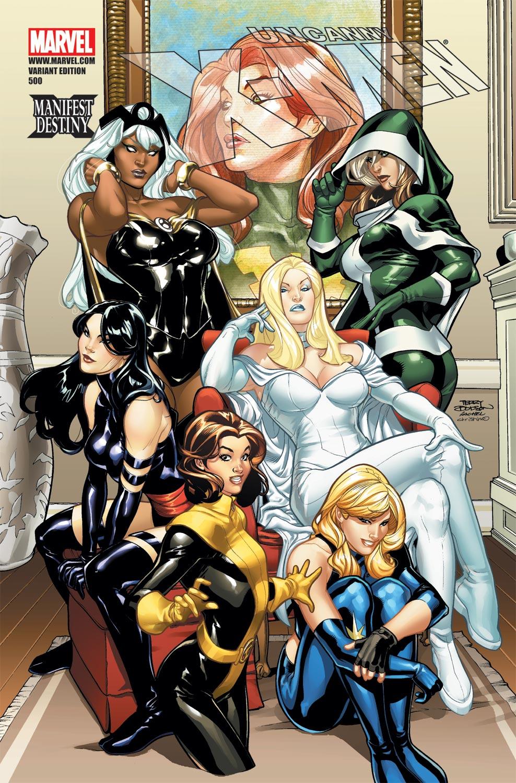 Uncanny X-Men (1963) #500 (DODSON VARIANT)