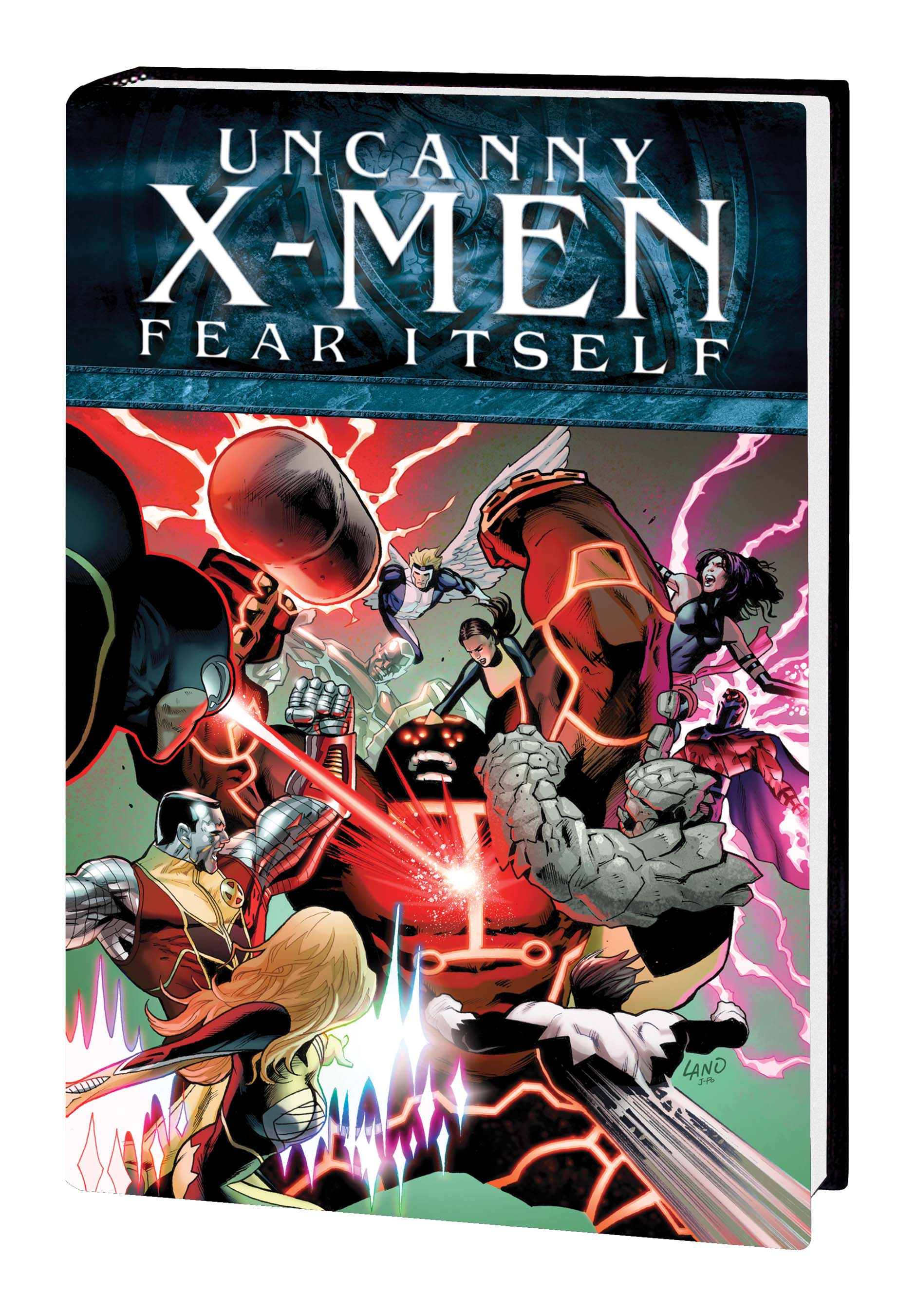FEAR ITSELF: UNCANNY X-MEN PREMIERE HC (Hardcover)