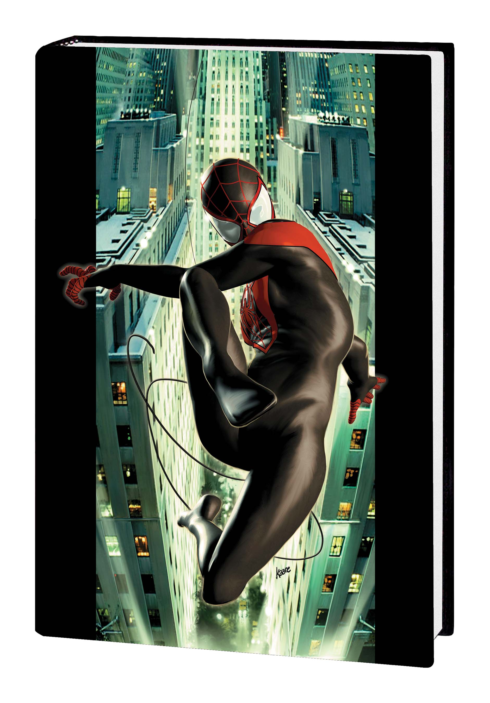 ULTIMATE COMICS SPIDER-MAN BY BRIAN MICHAEL BENDIS VOL. 1 PREMIERE HC (Hardcover)