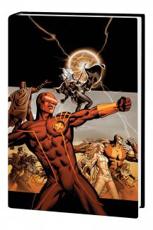 Uncanny X-Men by Kieron Gillen Volume 1 Premeire HC (Hardcover)