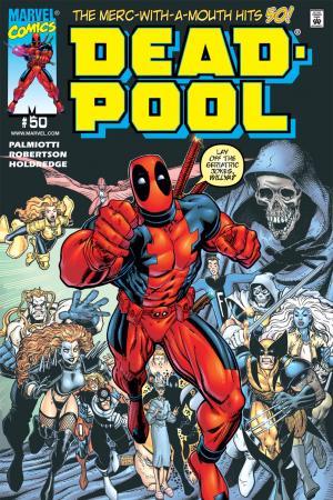 Deadpool (1997) #50