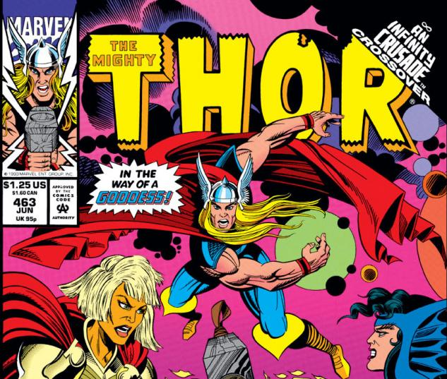 Thor (1966) #463