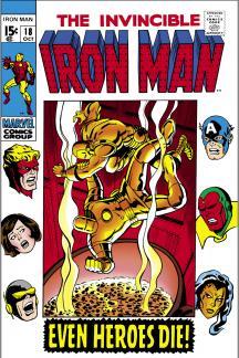Iron Man (1968) #18