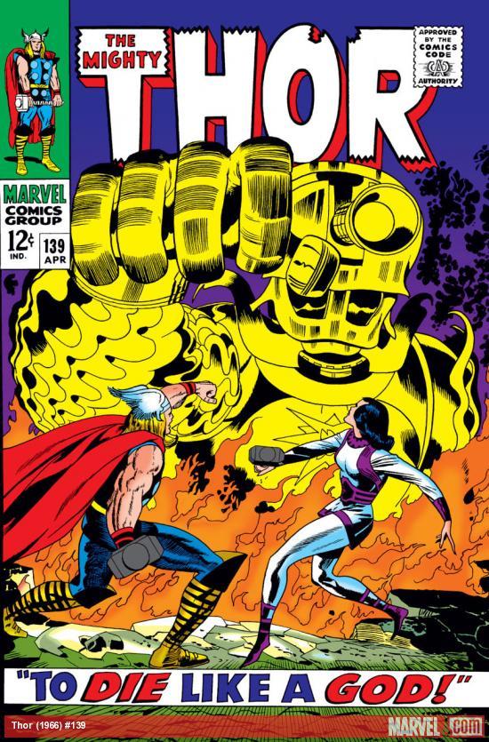 Thor (1966) #139