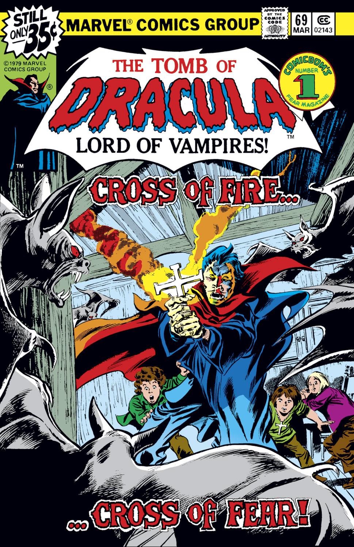 Tomb of Dracula (1972) #69