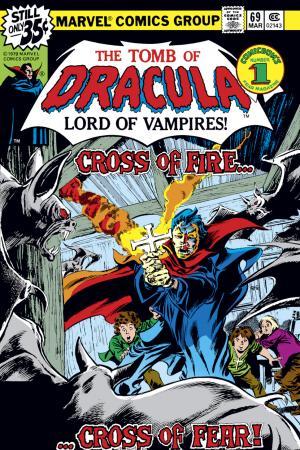 Tomb of Dracula #69