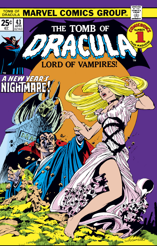 Tomb of Dracula (1972) #43