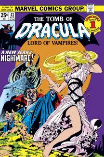 Tomb of Dracula #43