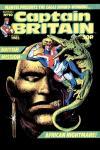 Captain Britain (1985) #10 Cover
