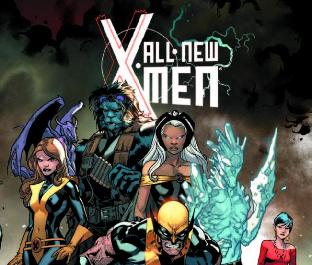 ALL-NEW X-MEN 2 3RD PRINTING VARIANT (NOW, WITH DIGITAL CODE)
