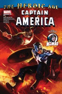 Captain America (2004) #607