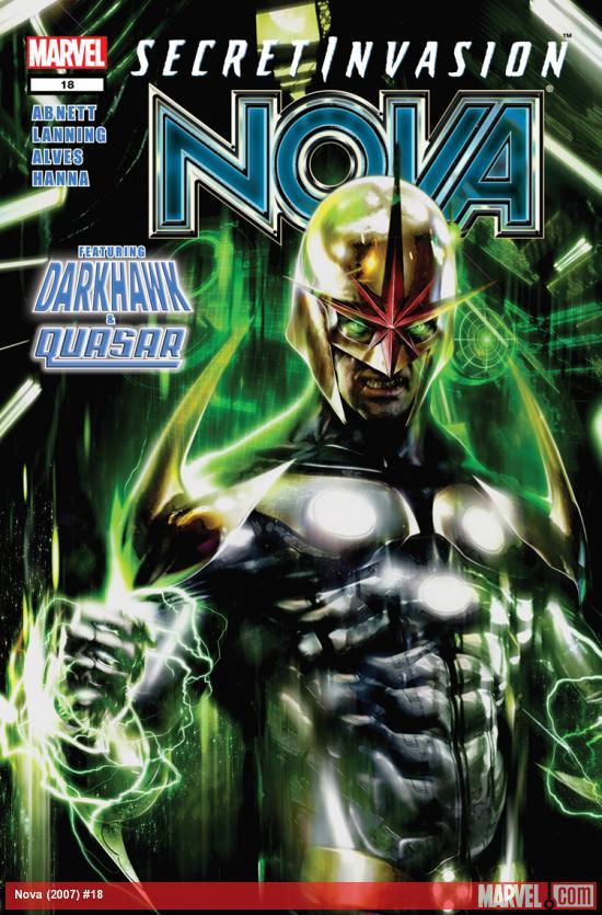 Nova (2007) #18