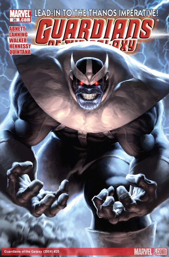 Guardians of the Galaxy (2008) #25